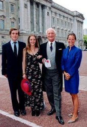 Digby receives his MBE