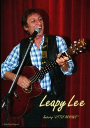 Leapy Lee Poster