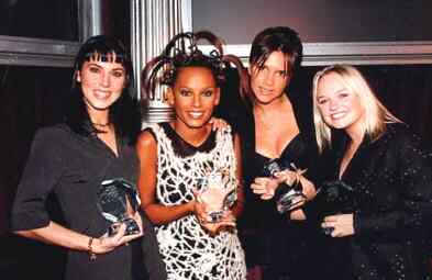 Spice Girls with Ascap Awards.jpg (11817 bytes)