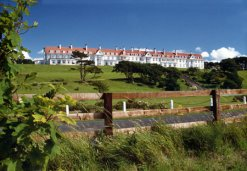 Turnberry Hotel From Road