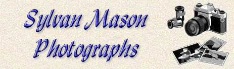 Sylvan Mason Photographs